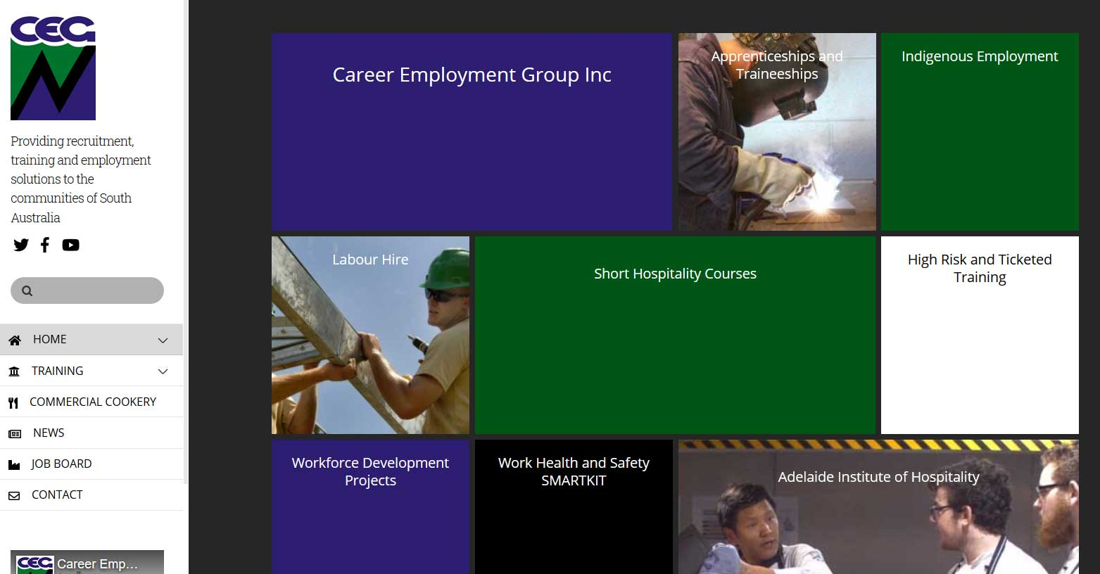 Career Employment Group