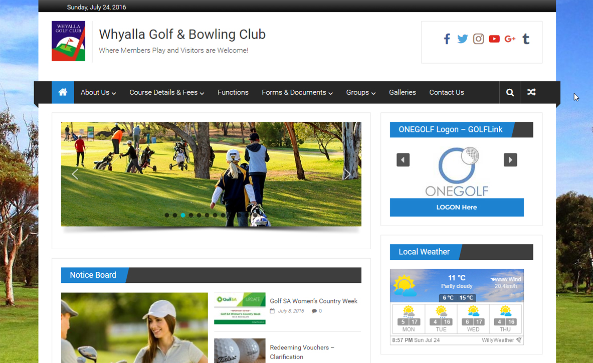 Whyalla Golf Club