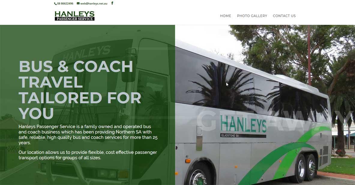 Hanleys Passenger Service